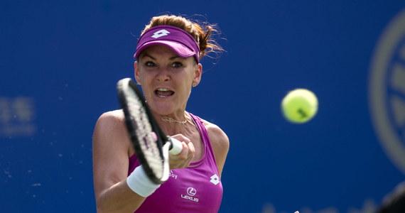 Agnieszka Radwańska żegna się z turniejem WTA rangi Premier na twardych kortach w Wuhan. W 1/8 finału krakowianka przegrała z o siedem lat młodszą, dużo niżej notowaną Australijką Ashleigh Barty 6:4, 0:6, 4:6.