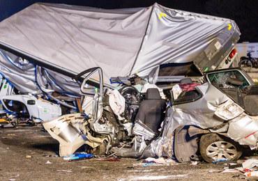 Wjechał pod prąd na niemiecką autostradę i zabił 3 osoby. Polski kierowca był kompletnie pijany