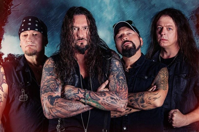 Heavy / thrashowa supergrupa Panzer z Niemiec wyda na początku października drugi album.