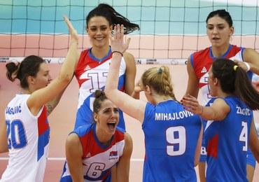 ME siatkarek: Serbki i Holenderki awansowały do półfinału