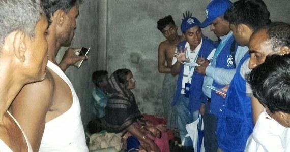 Łódź przewożąca 130 członków mniejszości muzułmańskiej Rohingja, którzy uciekali przed przemocą z Birmy do sąsiedniego Bangladeszu, przewróciła się u wybrzeży Birmy w Zatoce Bengalskiej - poinformowała Międzynarodowa Organizacja ds. Migracji (IOM).