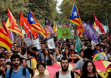 Trudne referendum w Katalonii. Komentatorzy pesymistycznie nastawieni