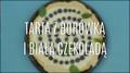 Tarta z białą czekoladą i borówkami - szybki przepis