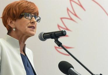 Minister Rafalska nie wyklucza zakazu handlu także w trzecią niedzielę miesiąca