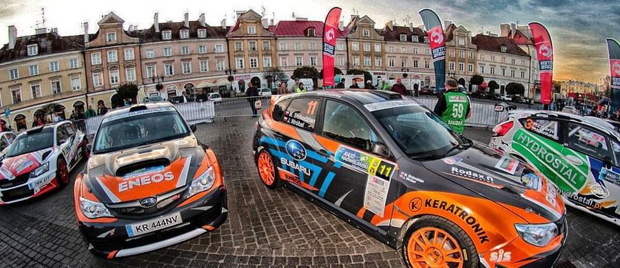 Rajd Nadwiślański to przedostatnia runda Rajdowych Samochodowych Mistrzostw Polski. Liderem cyklu jest Filip Nivette, który ma duże szanse, aby w Lublinie przypieczętować triumf w mistrzostwach.