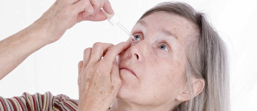 Główny Inspektorat Farmaceutyczny zdecydował o wycofaniu z obrotu na terenie całego kraju kropli do oczu Tobrosopt-DEX.
