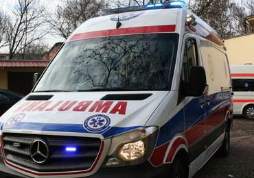 Uczeń rozpylił gaz pieprzowy w szkole. Ucierpiało ponad 40 dzieci