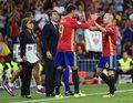 El. MŚ. Mecz Hiszpania - Albania bez Iniesty, Moraty i Carvajala