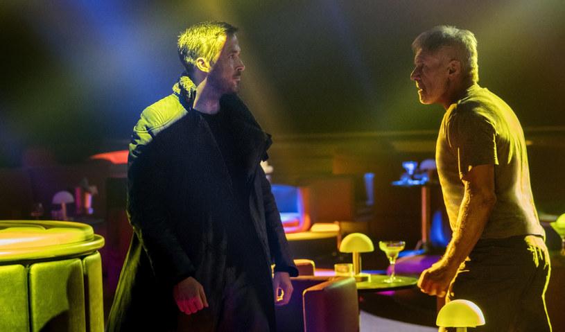 """- To jest dobry film, kawał porządnej rozrywki - mówi Harrison Ford o filmie """"Blade Runner 2049"""", w którym u jego boku występuje Ryan Gosling. Na ekrany polskich kin produkcja trafi w najbliższy piątek, 6 października."""