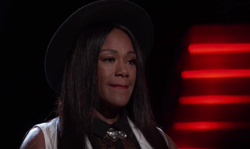 """Czy Keisha Renee, wokalistka współpracująca z Nicki Minaj, ma szansę na solową karierę dzięki programowi """"The Voice""""? Amerykańskie media już wykreowały ją jako jedną z faworytek talent show."""
