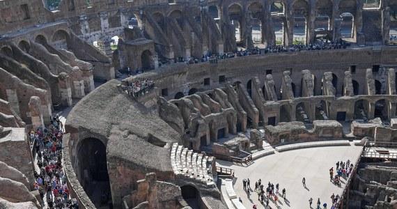 Po czterdziestu latach przerwy znów można będzie wejść na czwarte i piąte piętro Koloseum. Z tak zwanych pierścieni, ulokowanych najwyżej, bo 40 metrów nad areną, roztacza się spektakularny widok na cały amfiteatr i na Rzym.