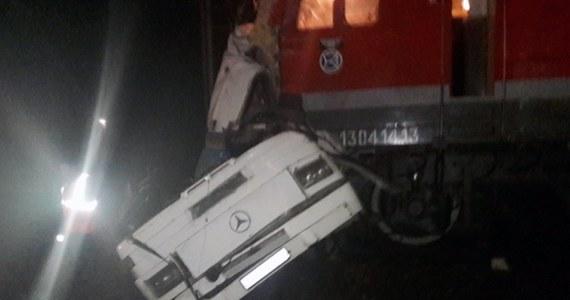 Co najmniej 19 osób zginęło w rosyjskim mieście Pokrow w obwodzie władymirskim w zderzeniu autobusu z pociągiem. Pięciu rannych, w tym dwoje dzieci, przebywa na oddziale reanimacyjnym szpitala w Pietuszkach - informuje dziennikarz RMF FM Przemysław Marzec.