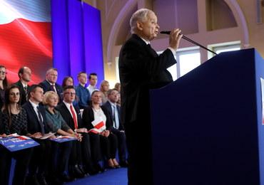 Kaczyński na konwencji Solidarnej Polski: Jesteśmy na dobrej drodze, by przełamać trudności
