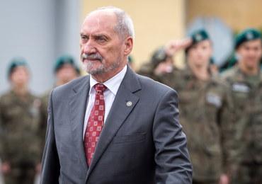 Macierewicz: Rosjanie pokazali, że są w stanie przeprowadzić atak, który zmieni sytuację w Europie