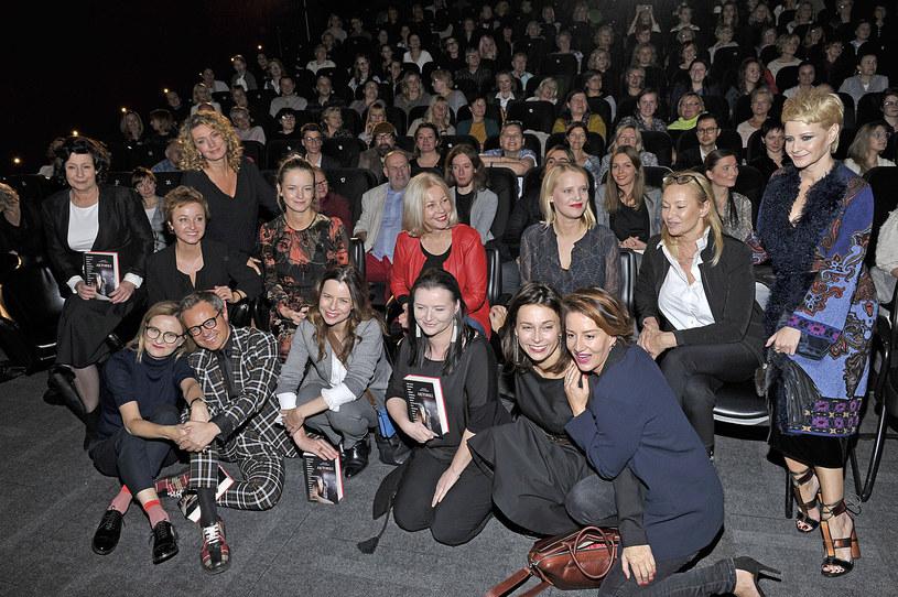 """""""Aktorki. Odkrycia"""" to najnowsza książka Łukasza Maciejewskiego - znanego dziennikarza oraz cenionego krytyka filmowego i teatralnego. To już trzecia część serii, której bohaterkami są polskie aktorki. Premiera książki odbyła się w poniedziałek, 9 października, w kinie Atlantic w Warszawie."""