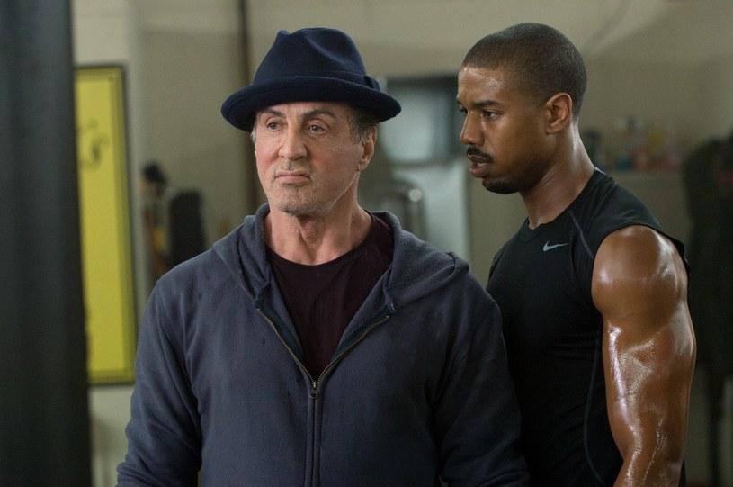 """Sylvester Stallone ujawnił, że to on stanie za kamerą sequela filmu """"Creed: Narodziny legendy""""."""