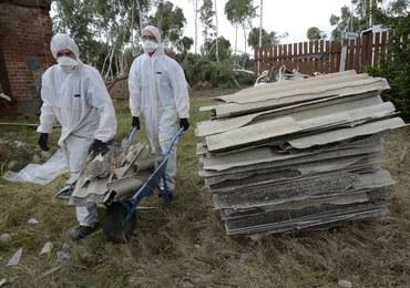 NIK: Azbestu możemy się pozbyć ok. 2135 roku