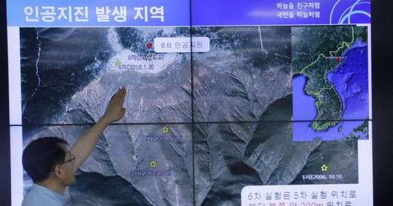 Zdaniem ekspertów, seria wstrząsów sejsmicznych i osunięć ziemi koło północnokoreańskiego poligonu nuklearnego Punggye-ri sugeruje, że dokonany tam szósty i najpotężniejszy wybuch zdestabilizował całą okolicę i dalsze testy nie będą tam możliwe - podał w piątek Reuters.