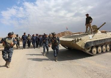 Irak: Początek operacji sił rządowych w Kirkuku. Rośnie niepokój w Pentagonie