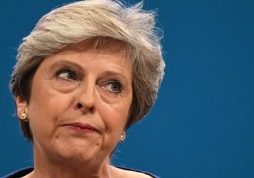 Niespodziewana wizyta brytyjskiej premier w Brukseli