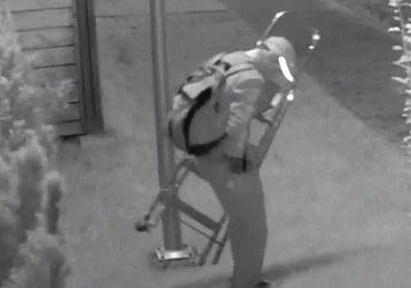 Wszedł po drabinie na balkon i ukradł rower. Szuka go policja