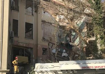 Warszawa: W remontowanej kamienicy zawalił się strop, ewakuowano kilkadziesiąt osób