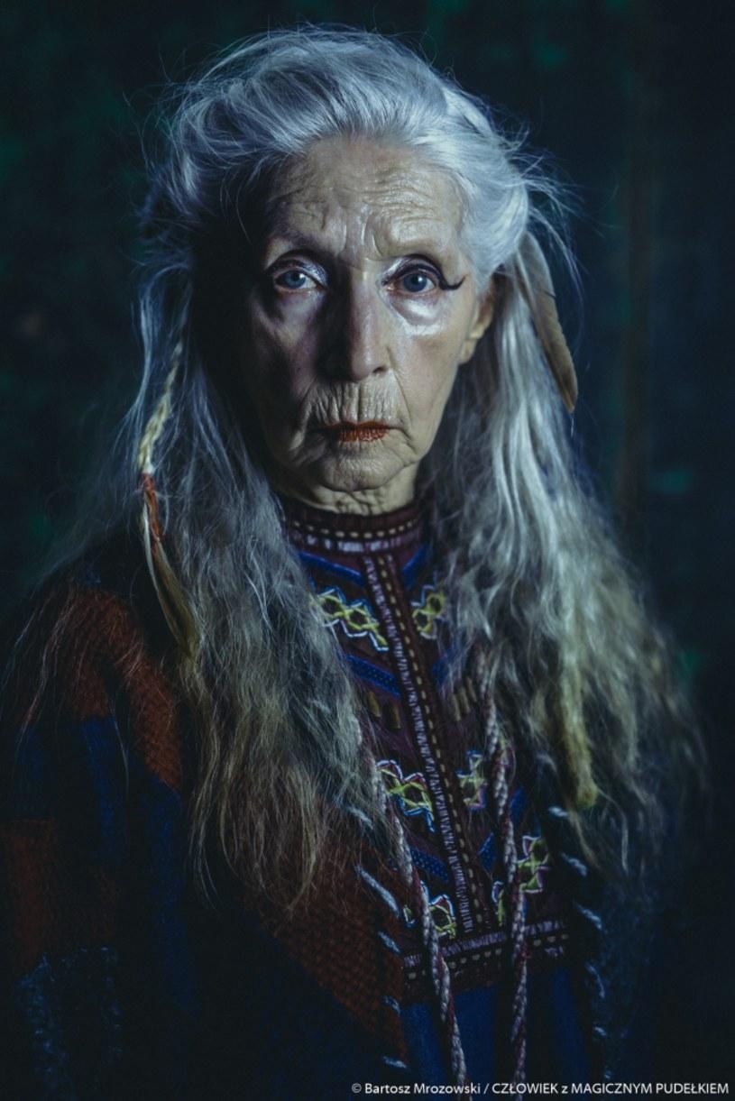 """W jednej z ról w nowym filmie Bodo Koxa """"Człowiek z magicznym pudełkiem"""" zobaczymy aktorkę i modelkę Helenę Norowicz."""