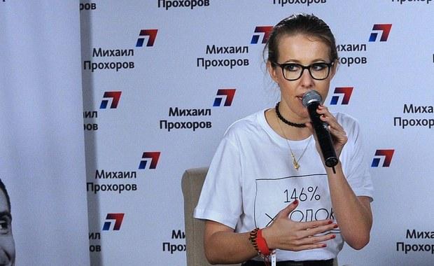 Rosyjska opozycjonistka i celebrytka Ksenia Sobczak, córka pierwszego demokratycznie wybranego, reformatorskiego mera Petersburga Anatolija Sobczaka, ogłosiła, że zamierza kandydować w przyszłorocznych wyborach prezydenckich w Rosji.