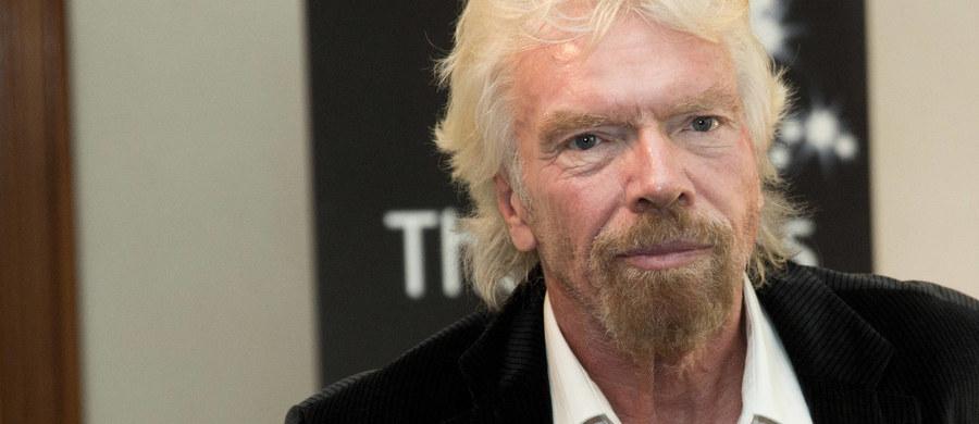 """Brytyjki miliarder i filantrop Richard Branson ujawnił kulisy spisku, który miał na celu wyłudzenie od niego kilku milionów dolarów. Oszuści wykorzystali do tego metodę """"na ministra obrony""""."""