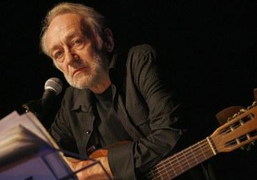 Śpiewał z Kaczmarskim, komponował muzykę filmową. 5 lat temu zmarł Przemysław Gintrowski
