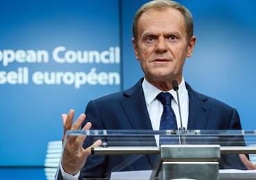 Tusk: Jest postęp w negocjacjach ws. Brexitu