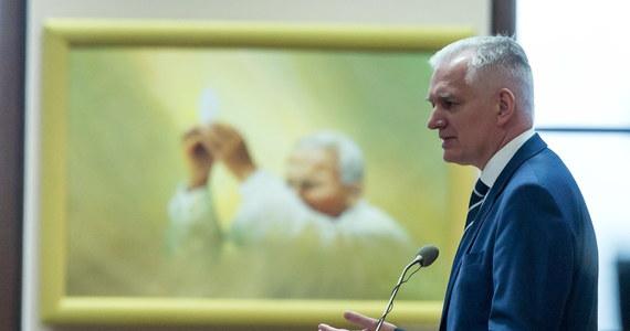 Dlaczego Ministerstwo Nauki i Szkolnictwa Wyższego wspiera wydarzenie, w czasie którego swoją agitację prowadzić będzie polityk z Ukrainy, odpowiedzialny za wykopanie kolejnych rowów pomiędzy Polakami i sąsiadami ze Wschodu?