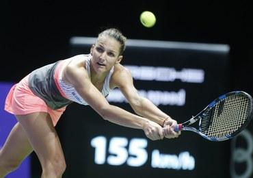 WTA Finals: Karolina Pliskova dała Venus Williams lekcję tenisa