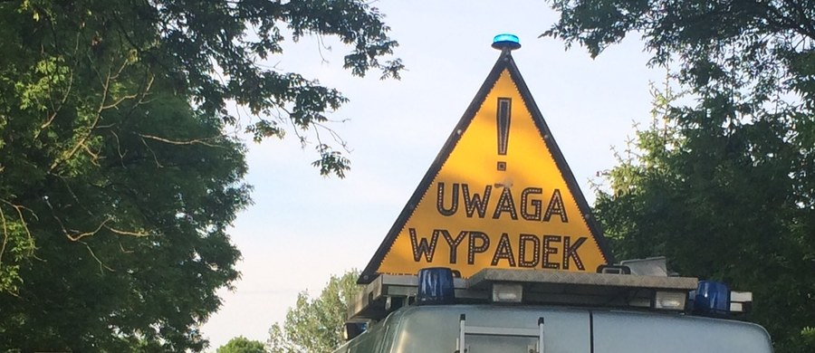 W wielkopolskim Śremie zginęła rowerzystka potrącona prawdopodobnie przez ciężarówkę. Policja szuka sprawcy wypadku, który mógł uciec z miejsca zdarzenia.