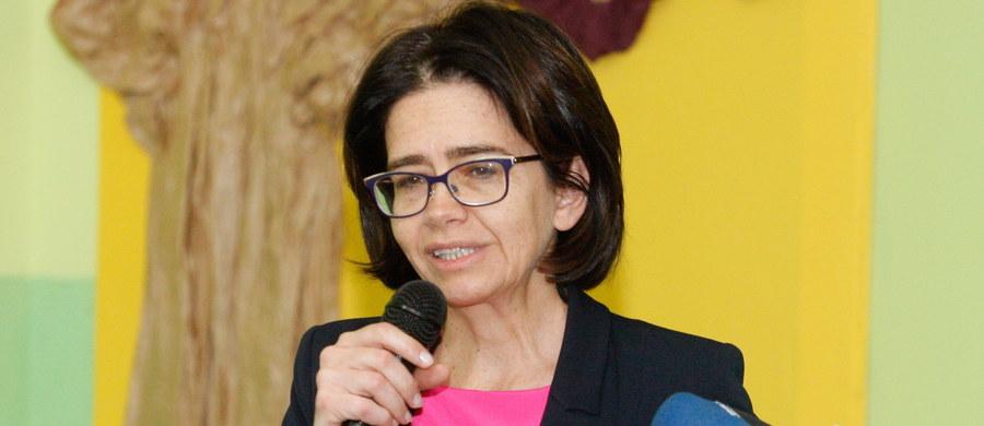 Nie myślę o swojej dymisji, mam robotę do wykonania - mówi minister cyfryzacji Anna Streżyńska. Podkreśliła, że dla niej ważne jest, żeby robić coś pożytecznego, a nie żeby piastować stanowisko ministra.