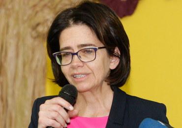 Minister cyfryzacji Anna Streżyńska komentuje swoją rzekomą dymisję