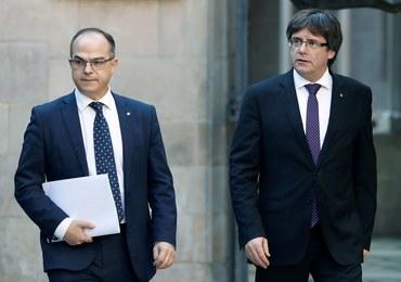 Rzecznik rządu Katalonii: Nie posłuchamy rozkazów z Madrytu
