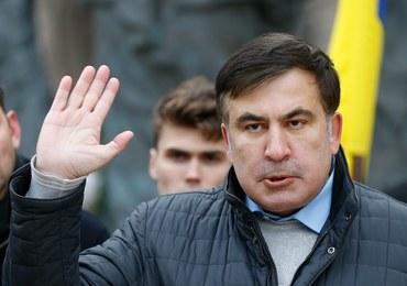 Ukraińska służba migracyjna o Saakaszwilim: Można go wydalić