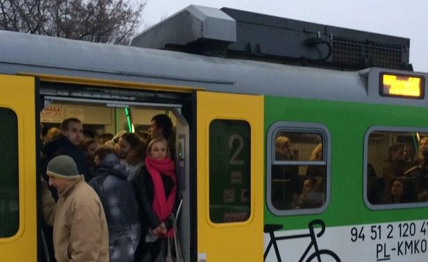 Poważne utrudnienia w kursowaniu pociągów - w tym Szybkiej Kolei Miejskiej - między Wejherowem a Lęborkiem na Pomorzu - informuje dziennikarz RMF FM Kuba Kaługa.