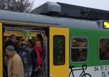 Poważne utrudnienia w kursowaniu pociągów na Pomorzu