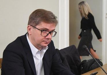 Latkowski: Małżeństwo P. bało się współpracy z Michałem Tuskiem