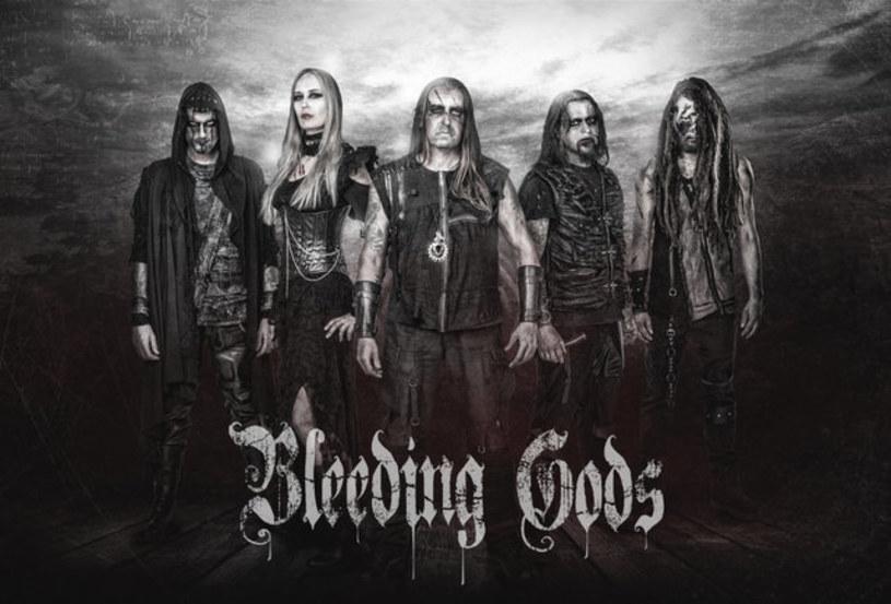 Grupa Bleeding Gods, wschodząca gwiazda holenderskiej sceny, podpisała kontrakt z Nuclear Blast Records.