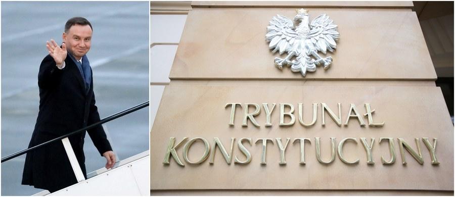 """Trybunał Konstytucyjny uznał we wtorek, że w sprawie niezgodnych z Konstytucją zasad wyboru Pierwszego Prezesa Sądu Najwyższego """"konieczne jest podjęcie interwencji prawodawczej"""". Warto zwrócić uwagę, że projekt takiej właśnie interwencji od miesiąca czeka na rozpatrzenie przez Sejm, jednak posłowie wciąż nie mogą zacząć nad nim pracy."""