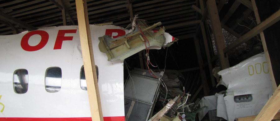 Polski rejestrator w samolocie Tu-154M zapisał serię gwałtownych zdarzeń, jak chwilowe załamania przyspieszenia pionowego i bocznego oraz skokowy wzrost temperatury - wynika z komunikatu podkomisji smoleńskiej.