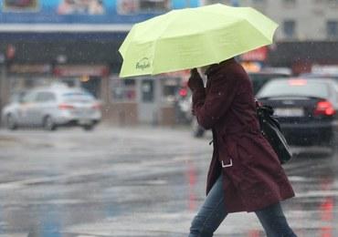 Prognoza pogody: Czeka nas zimny i deszczowy weekend