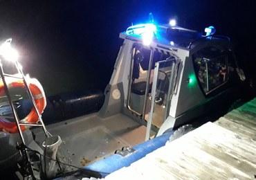 Na Jeziorze Solińskim wznowiono poszukiwania sternika, który wypadł z jachtu