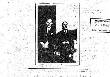 CIA miało informacje, że Hitler przeżył wojnę i ukrywał się w Kolumbii