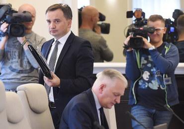 """KRS powiedziała """"nie"""" asesorom sądowym z listy Ziobry. Minister: Stał się skandal"""