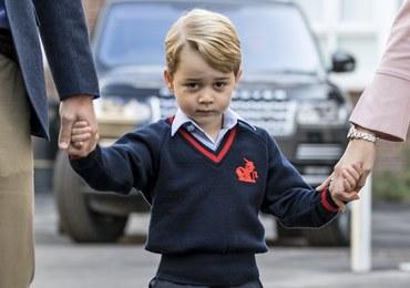 Książę George na celowniku ISIS? Media: Brytyjskie służby przechwyciły wiadomość