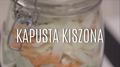 Jak zrobić kiszoną kapustę?